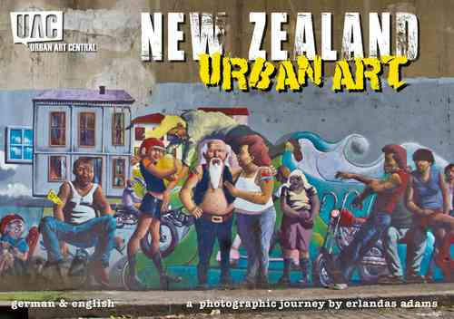 New Zealand Urban Art