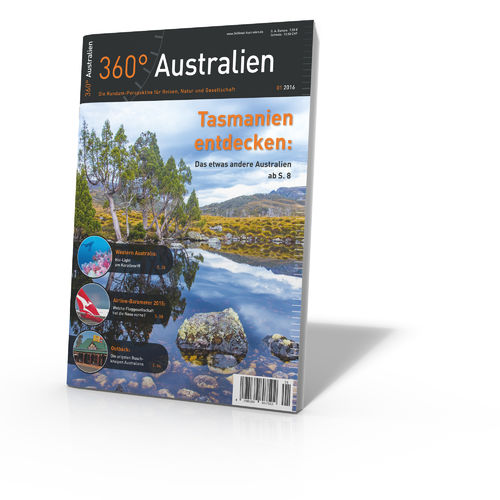 360° Australien, Ausgabe 1/2016 (PDF-Download)
