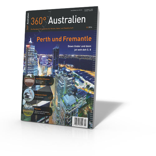 360° Australien, Ausgabe 2/2016 (PDF-Download)