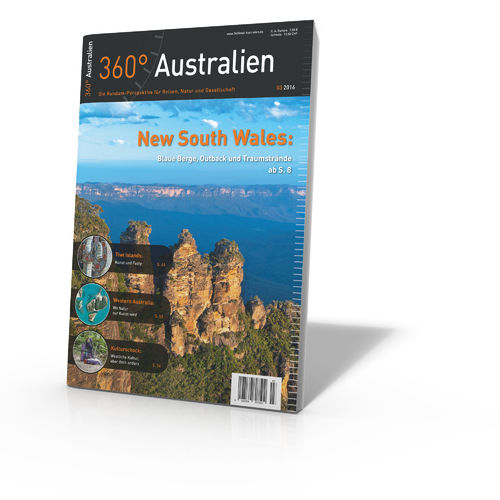 360° Australien - Ausgabe 3/2016 (PDF-Download)