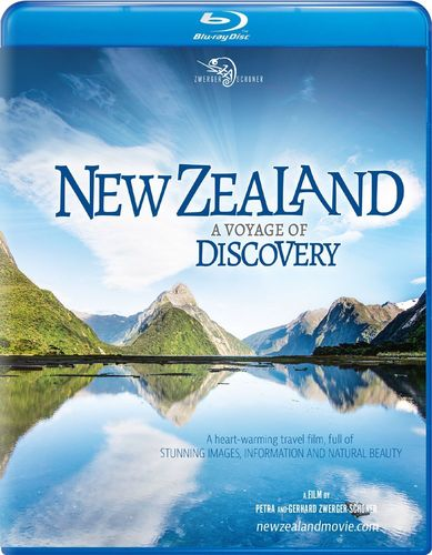 New Zealand - a voyage of discovery (BR)