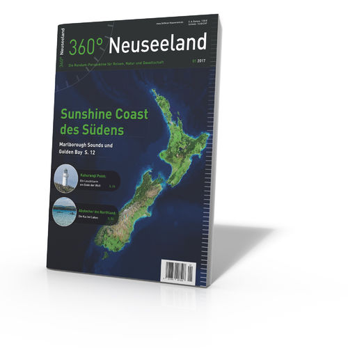 360° Neuseeland - Heft 1/2017 (PDF-Download)