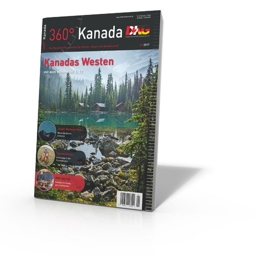 360° Kanada - Ausgabe 1/2017 (PDF-Download)