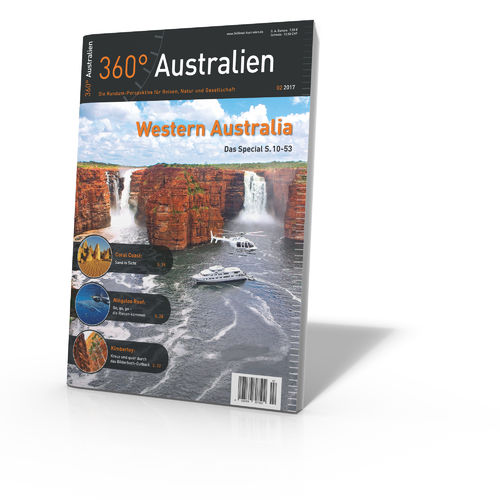 360° Australien - Ausgabe 2/2017 (PDF-Download)