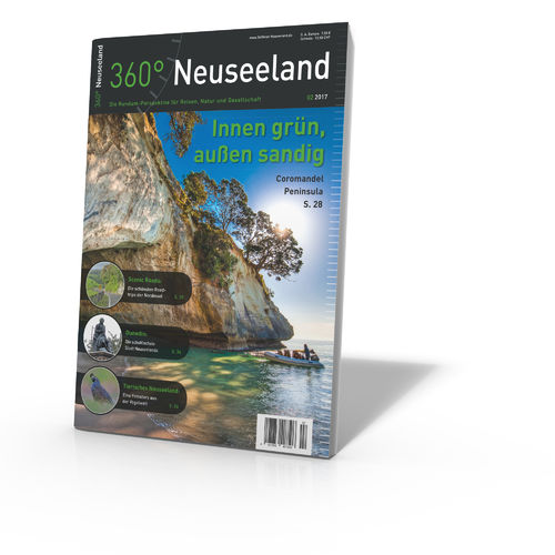 360° Neuseeland - Heft 2/2017 (PDF-Download)