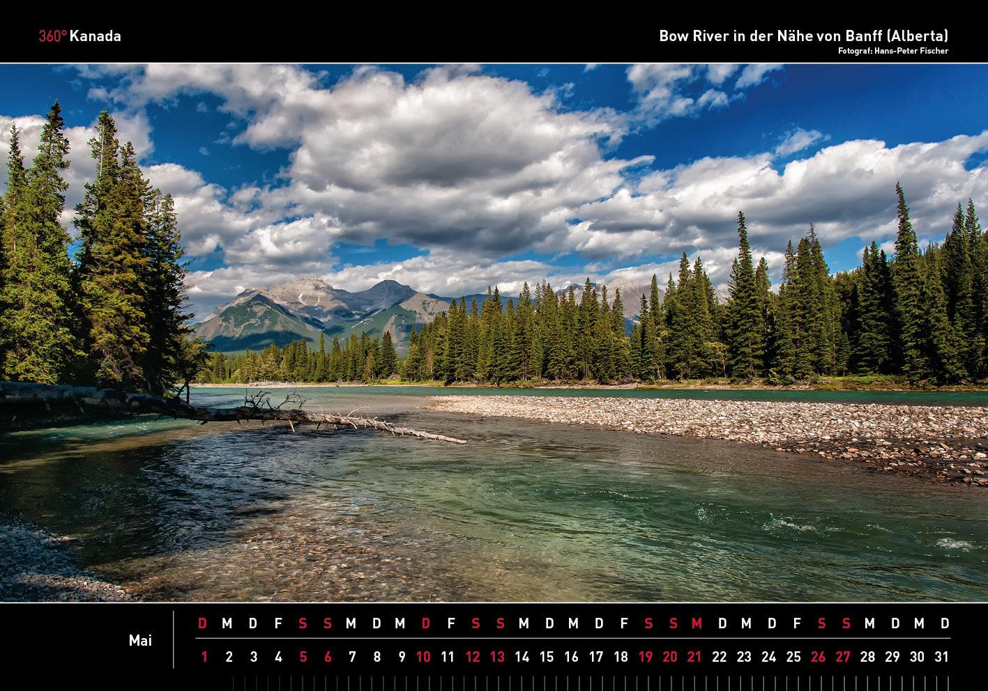 Kalender Kanada