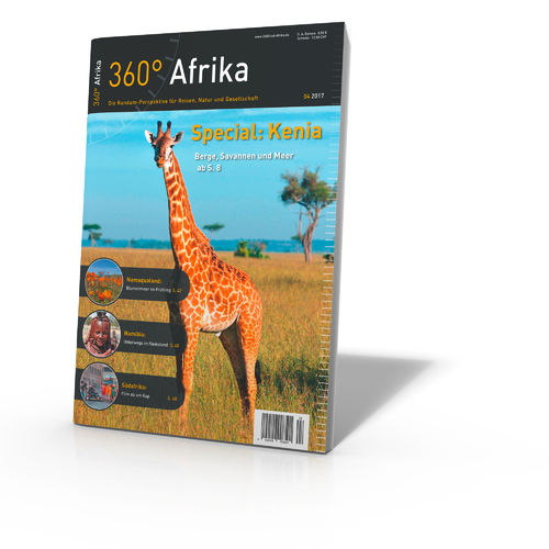 360° Afrika - Ausgabe 4/2017 (PDF-Download)