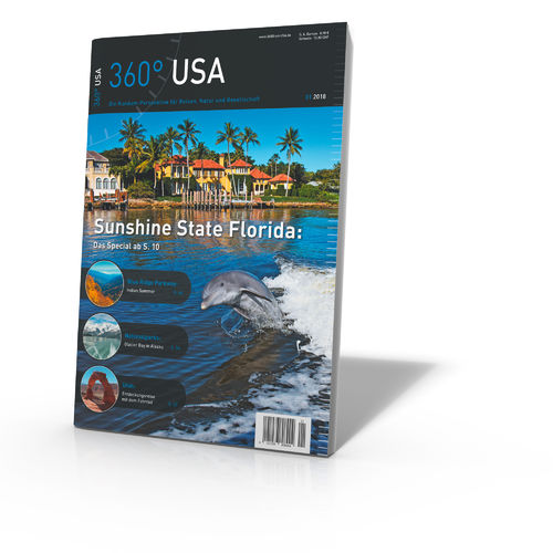 360° USA - Ausgabe 1/2018 PDF-Download