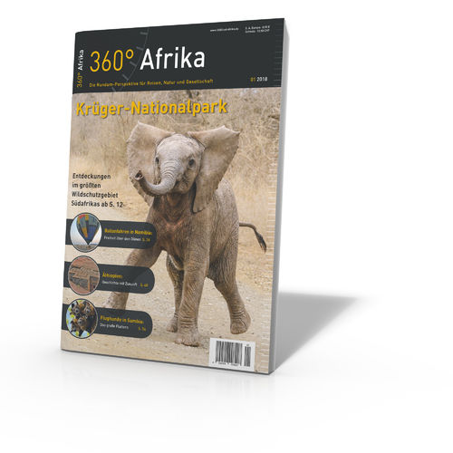 360° Afrika - Ausgabe 1/2018 (PDF-Download)
