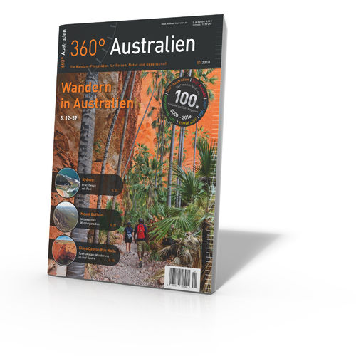 360° Australien - Ausgabe 1/2018 PDF-Download