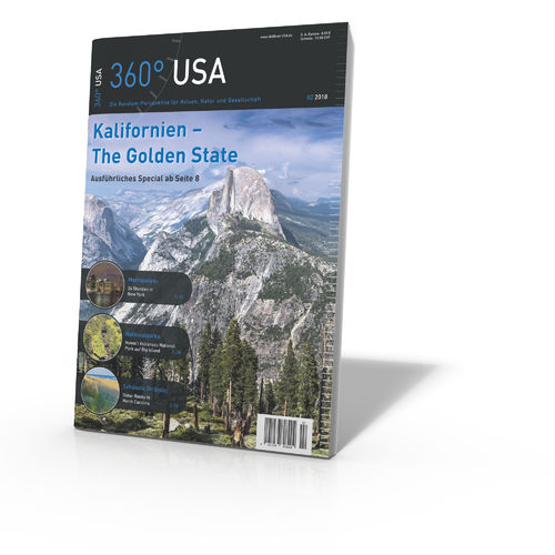 360° USA - Ausgabe 2/2018 PDF-Download