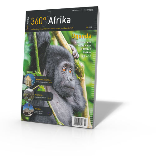 360° Afrika - Ausgabe 2/2018 (PDF-Download)