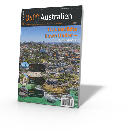 360° Australien - Heft 2/2018 (PDF-Download)