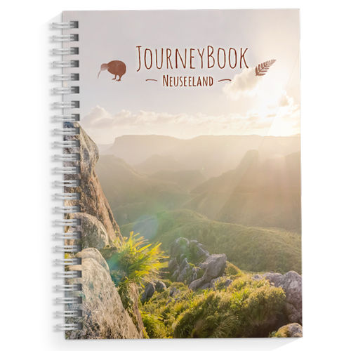 JourneyBook Neuseeland