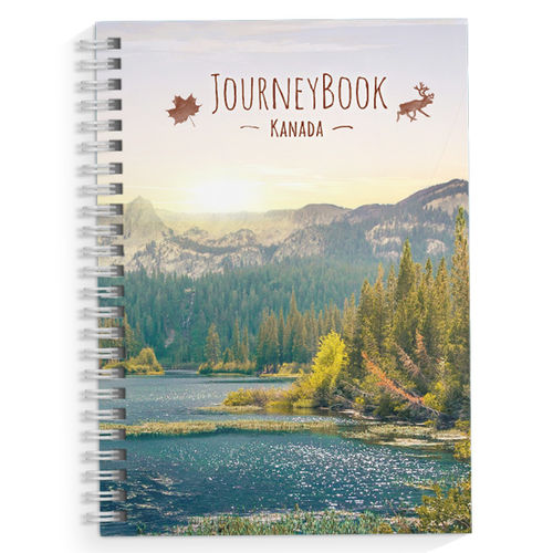 JourneyBook Kanada