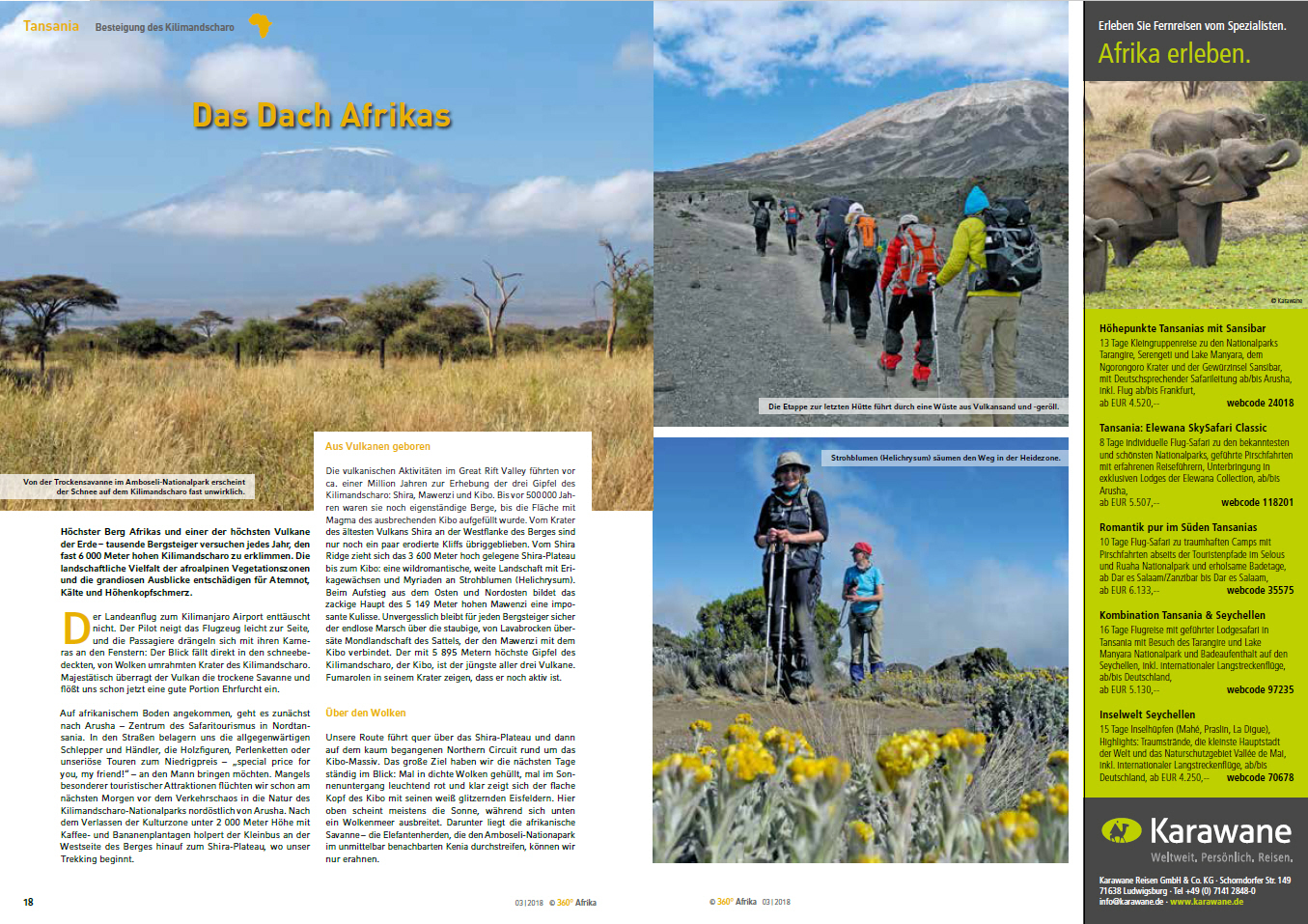 360° Afrika - Ausgabe 3/2018 (PDF-Download) - 360° medien shop