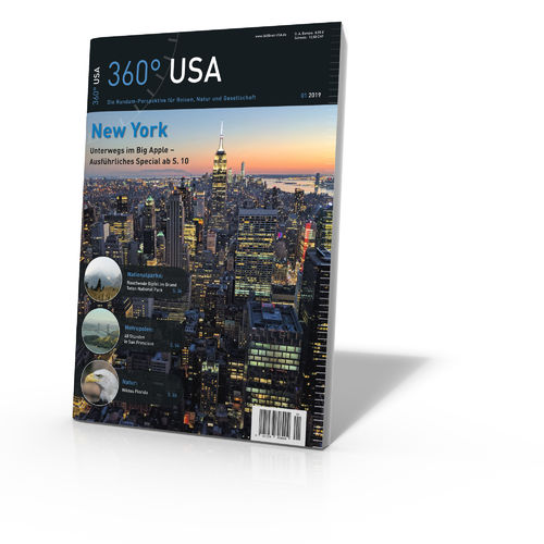 360° USA - Ausgabe 1/2019 PDF-Download