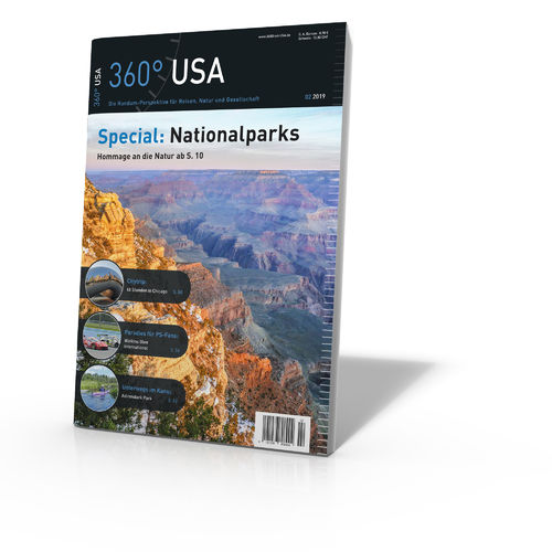 360° USA - Ausgabe 2/2019 PDF-Download