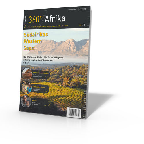 360° Afrika - Ausgabe 2/2019 (PDF-Download)