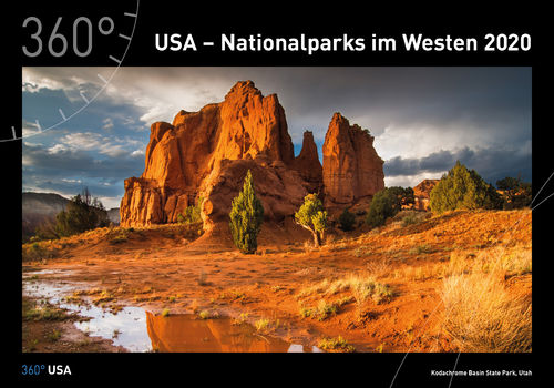360° USA - Nationalparks im Westen 2020