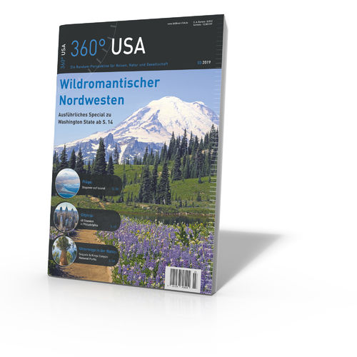 360° USA - Ausgabe 3/2019 PDF-Download