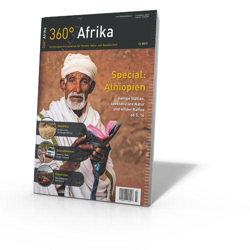 360° Afrika - Ausgabe 3/2019 (PDF-Download)