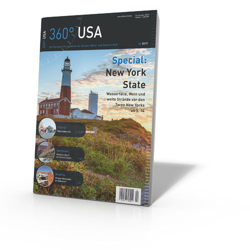 360° USA - Ausgabe 4/2019 PDF-Download