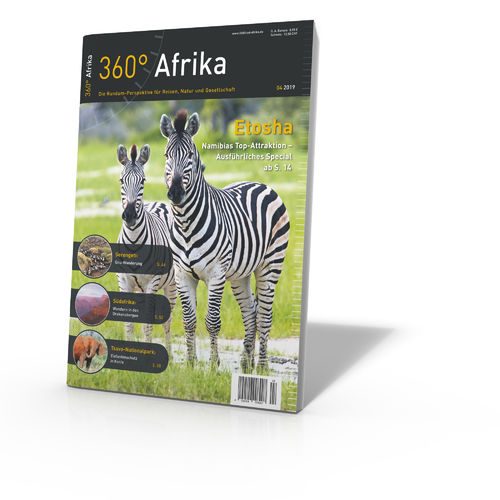 360° Afrika - Ausgabe 4/2019 (PDF-Download)