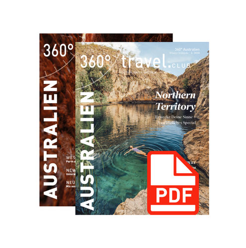 360° Australien Abonnement - digital