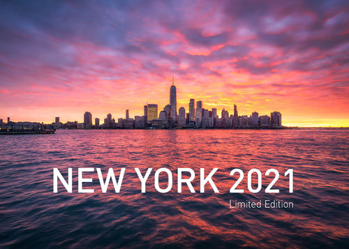 360° New York Exklusivkalender 2021